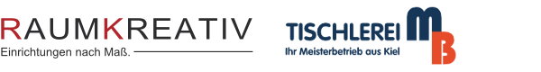 RAUMKREATIV Tischlerei MB logo